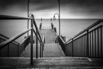 Seabridge at Baltic Sea by markusBUSCH FOTOGRAFIE