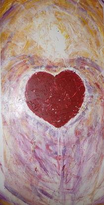 Herzöffnung - Energiebild von Heide Pfannenschwarz