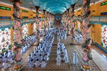 Cao Dai Temple, Vietnam von Luciano Lepre