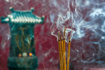 Incense stick, Vietnam von Luciano Lepre