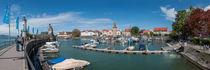 Lindauer Hafen (2neu) von Erhard Hess