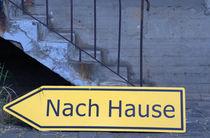 Nach Hause by uta-behnfeld