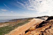 Rotes Kliff in Morsum von Jens Rackow