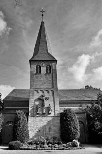 Katholische Kirche   Nr. 004 von leddermann