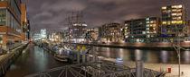 Hafencity/Sandtorhafen von Frank  Jeßen