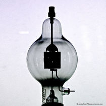 Antique Lightbulb Photograph by Jim Plaxco