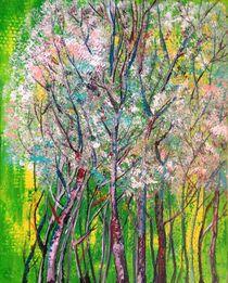 Spring  by Myungja Anna Koh