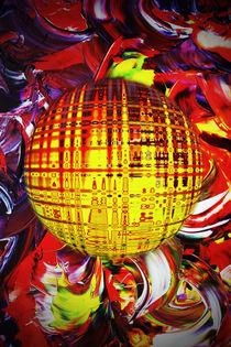 Abstrakt 46 by Walter Zettl