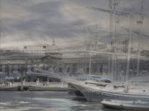 Fischmarkt von Peter Norden
