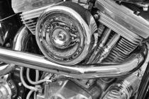 Motorrad 001 von leddermann