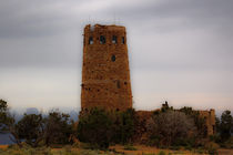 Grand Canyon Desert View Watch Tower by Jim Plaxco