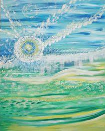 Die Göttin kehrt zurück by Karin Riener