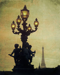 Eternal Paris by Edmund Nagele F.R.P.S.