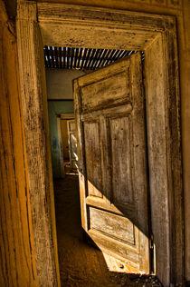 Kolmanskop III by Andy-Kim Möller