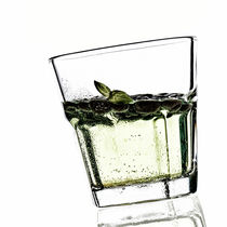 basil lemonade by fotoabsolutart