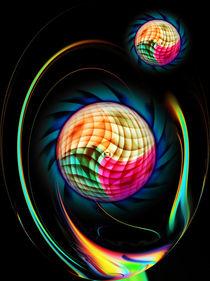 Digital Art 22 by Walter Zettl