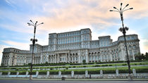Bucharest - Parliament Palace by Peter Janowski