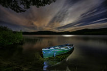 Little Green Boat by Buster Brown Photography