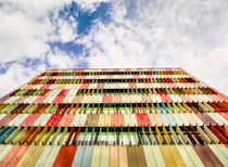 Color blast in Milano by Alessandro Carpentiero