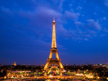 The City Of Lights by Alessandro Carpentiero