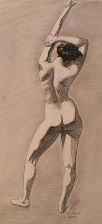 Nude Study von Raechel Raines
