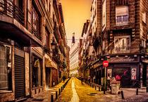 Simple street by Joseph Borsi