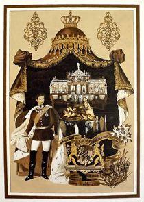 König Ludwig II. by Gräfin Vroni von Burgstein