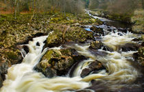 The Falls of Feugh. by Jackes Photography Jackes Photography
