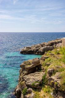 Bucht von Mallorca von Dennis Stracke