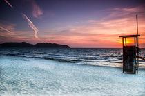 Traumhafter Sonnaufgang auf Mallorca von Dennis Stracke