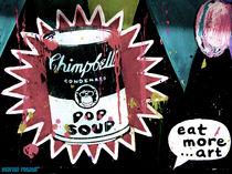 Eat more Art by Marisa Rosato