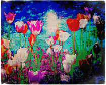 Tiptoe Through The Tulips #2 by Edmund Nagele F.R.P.S.