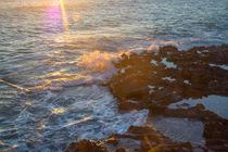 Light on the coast by Christina Rahm