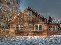 Verlassenes Holzhaus by Markus Dick