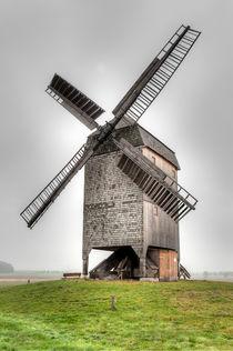 Bockwindmühle Ketzür von Markus Dick