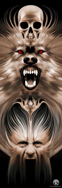 WOLF ALPHA by Osman Taner Küçükgenç