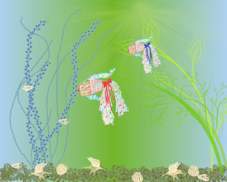 Fantasy-fish