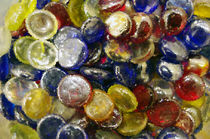 glass beads by Andreas Charitonos