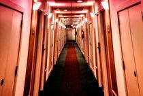 Hotel Corridor by Joseph Borsi