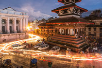 The night of Kathmandu von asiandream