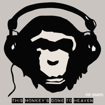 Monkey gone to Heaven by Marisa Rosato