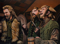 The Hobbit and the Dwarves von Paul Meijering