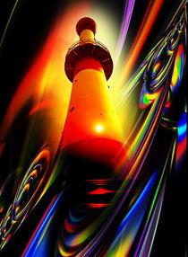 Leuchtturm 7 by Walter Zettl