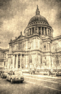 St Paul's Cathedral London von David Pyatt
