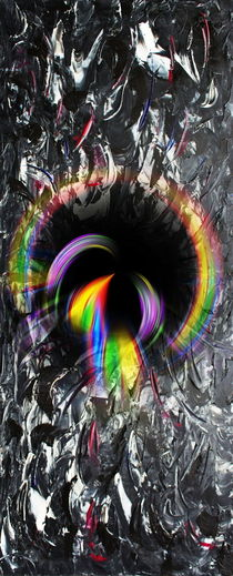 Abstrakt 48 by Walter Zettl