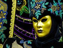 Venezianische Maske 2 von brava64