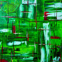 """""""Matrix Green"""" von Maria Killinger"""