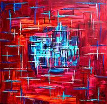 """""""Matrix Red"""" von Maria Killinger"""