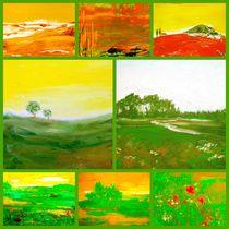 Green earth von Maria-Anna  Ziehr