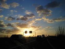 der Sonne entgegen von Isabell Tausche
